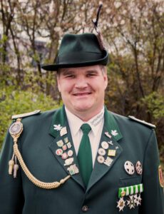 Markus Meier 2. Schießmeister