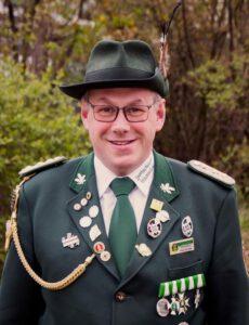 Schießmeister Frank Schuster